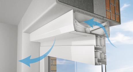 Ventilazione meccanica controllata una necessit gmstudio - Ricircolo aria casa ...